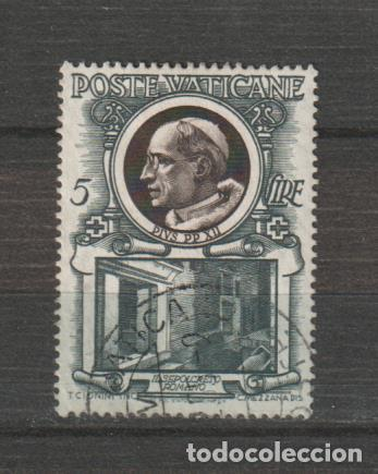 VATICANO IVERT 177. AÑO 1953. USADO (Sellos - Extranjero - Europa - Vaticano)