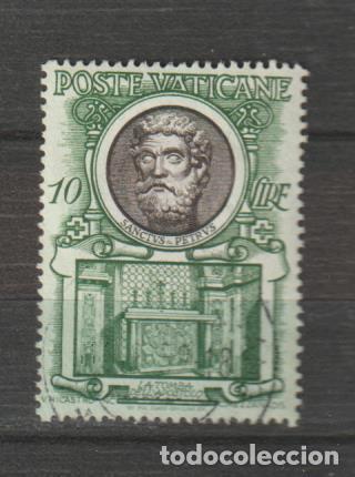 VATICANO IVERT 178. AÑO 1953. USADO (Sellos - Extranjero - Europa - Vaticano)