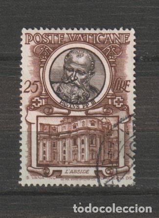 VATICANO IVERT 181. AÑO 1953. USADO (Sellos - Extranjero - Europa - Vaticano)