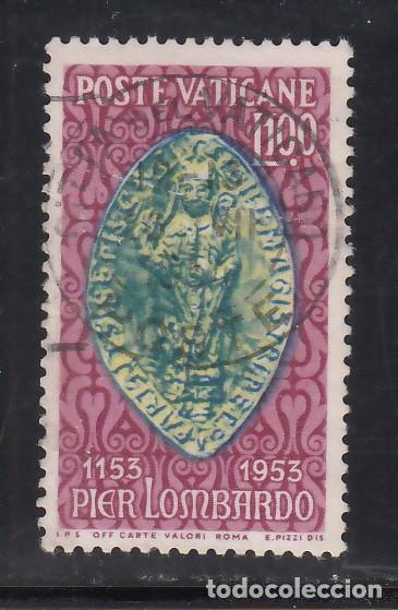 VATICANO, 1953 YVERT Nº 191 (Sellos - Extranjero - Europa - Vaticano)
