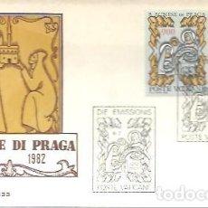 Sellos: FDC 1982. Lote 235403750