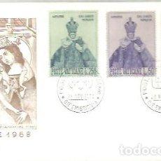 Sellos: FDC 1968. Lote 235403890