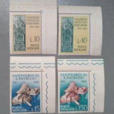 Sellos: VATICANO VATICANE AÑO 1961 NUEVOS. Lote 255429445