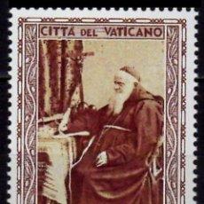 Sellos: VATICANO 2009 - II CENTENARIO DEL NACIMIENTO DEL CARDENAL GUGLIEMO MASSAJO, 1809-1889. Lote 270362888