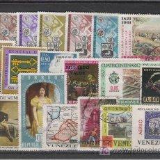 Sellos: VENEZUELA LOTE DE SELLOS . Lote 6564636