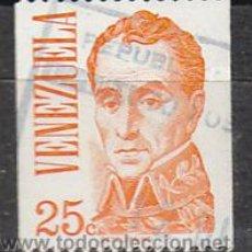 Sellos: VENEZUELA, BOLIVAR, USADO. Lote 23554366