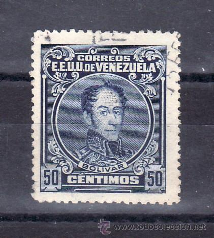 VENEZUELA 150B USADA, BOLIVAR (Sellos - Extranjero - América - Venezuela)