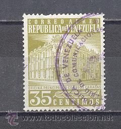 VENEZUELA USADO (Sellos - Extranjero - América - Venezuela)
