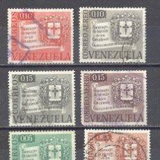 Sellos: VENEZUELA ,1958 SELLOS USADO. Lote 27969600