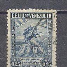 Sellos: VENEZUELA , SELLO USADO. Lote 27969666