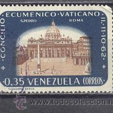 Sellos: VENEZUELA , SELLO USADO. Lote 27969806