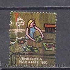 Sellos: VENEZUELA , SELLO USADO. Lote 27969873