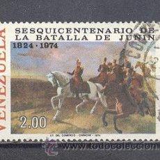 Sellos: VENEZUELA , SELLO USADO. Lote 27969948