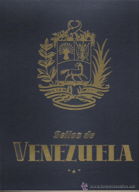 GRAN COLECCION DE VENEZUELA MATASELLADA 1859/1963 ALTISIMO VALOR DE CATALOGO (Sellos - Extranjero - América - Venezuela)