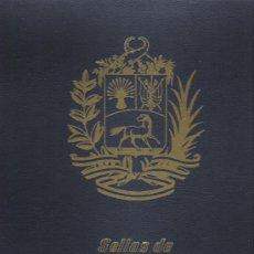 Sellos: GRAN COLECCION DE VENEZUELA MATASELLADA 1859/1963 ALTISIMO VALOR DE CATALOGO. Lote 30270791