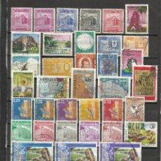 Sellos: 8506-LOTE SELLOS VENEZUELA TODOS CORREO ORDINARIO ,NO HAY REPETIDOS,SIN TASAR.COLECCION.IDEAL MANCOL. Lote 42874688