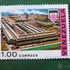 Sellos: VENEZUELA 1969, DESARROYO INDUSTRIAL, YVERT 787. Lote 45877474