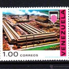 Sellos: VENEZUELA 787** - AÑO 1969 - DESARROLLO INDUSTRIAL. Lote 48748013