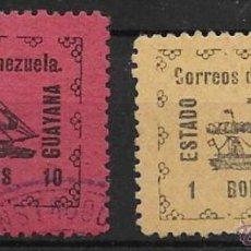 Sellos: VENEZUELA. YVERT Nº 88 - 91 USADOS. Lote 51580735