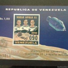 Sellos: SELLOS DE VENEZUELA. ESPACIO. YVERT HB 16. SERIE COMPLETA NUEVA SIN CHARNELA.. Lote 53039805