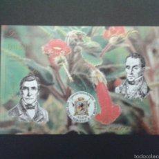 Sellos: SELLOS DE VENEZUELA. BOLIVAR. YVERT HB 31. SERIE COMPLETA NUEVA SIN CHARNELA.. Lote 53039987