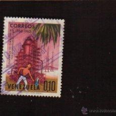 Sellos: BONITO SELLO DE VENEZUELA EL DE LA FOTO QUE NO TE FALTE EN TU COLECCION. Lote 54836998
