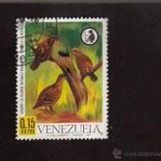 Sellos: BONITO SELLO DE VENEZUELA EL DE LA FOTO QUE NO TE FALTE EN TU COLECCION. Lote 54837032