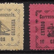 Sellos: VENEZUELA YVERT Nº 87-88 NUEVO SIN GOMA. Lote 56370667