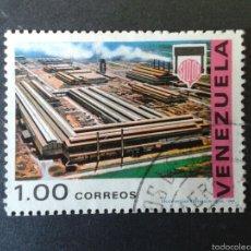 Sellos: SELLOS DE VENEZUELA. YVERT 787. SERIE COMPLETA USADA.. Lote 56907278