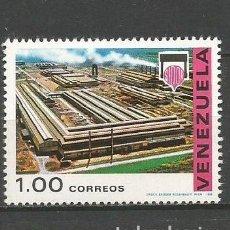Sellos: VENEZUELA YVERT NUM. 787 * SERIE COMPLETA CON FIJASELLOS. Lote 61471167