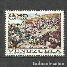 Francobolli: VENEZUELA YVERT NUM. 810 * SERIE COMPLETA CON FIJASELLOS. Lote 61471579
