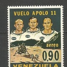 Sellos: VENEZUELA CORREO AEREO YVERT NUM. 977 * SERIE COMPLETA CON FIJASELLOS. Lote 61609056