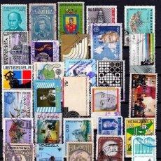 Sellos: VENEZUELA. LOTE 190 SELLOS . *.MH (5 FOTOS)(16-200) . Lote 78620173