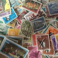 Sellos: LOTE MAS DE 140 SELLOS VENEZUELA - VARIOS REPETIDOS... VER FOTOS - UTILIZADOS. Lote 92411490