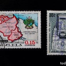 Sellos: LOTE DE SELLOS VENEZUELA. Lote 101545887