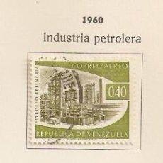 Sellos: VENEZUELA .1960. AÉREO. YT Nº 716/718. Lote 142130186