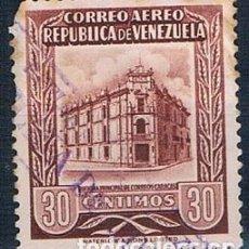 Sellos: VENEZUELA 1953 SELLO USADO Y PA439A. Lote 144911138