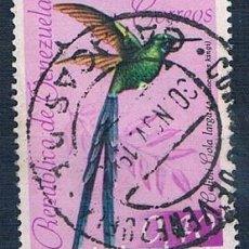Sellos: VENEZUELA 1962 SELLO USADO Y 665. Lote 144911318