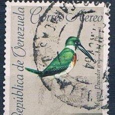 Sellos: VENEZUELA 1962 SELLO USADO Y PA771. Lote 144911354