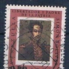 Sellos: VENEZUELA 1966 SELLO USADO Y PA903. Lote 144911618