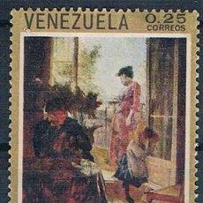 Sellos: VENEZUELA 1969 SELLO USADO Y 781. Lote 144911790