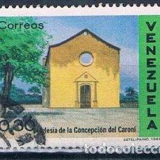 Sellos: VENEZUELA 1970 SELLO USADO MI 1818. Lote 144911846