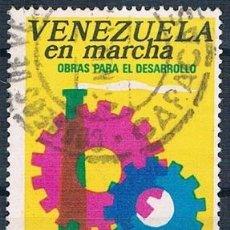Sellos: VENEZUELA 1973 SELLO USADO Y 903. Lote 144911918
