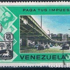 Sellos: VENEZUELA 1974 SELLO USADO Y 926. Lote 144911950