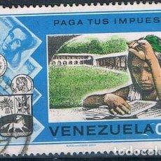 Sellos: VENEZUELA 1974 SELLO USADO Y 907. Lote 144911986