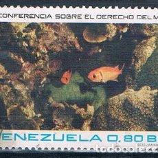 Sellos: VENEZUELA 1974 SELLO USADO Y 930. Lote 144912358