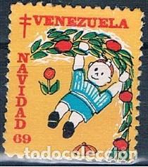 Sellos: VENEZUELA 4 VIÑETAS 4 FOTOGRAFÍAS - Foto 2 - 144912538