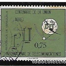 Sellos: YVERT AÉREO 866, SERIE COMPLETA,. Lote 152533530