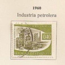 Sellos: VENEZUELA .1960. AÉREO. YT Nº 716/718. Lote 155893958