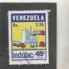 Sellos: VENEZUELA 1986 - MICHEL NRO. 2344 - USADO. Lote 155936644